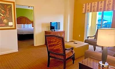 Living Room, 8101 Resort Village Dr, 1