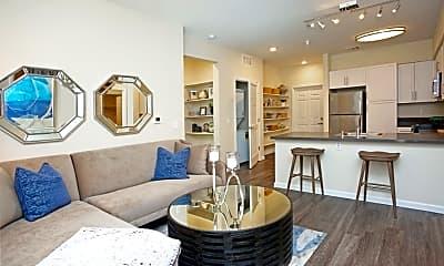 Living Room, 307 W 39th St, 0