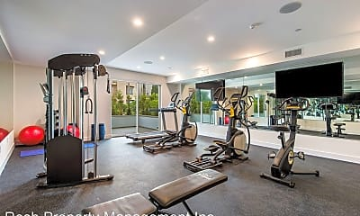 Fitness Weight Room, 1237 S. Holt Ave, 2