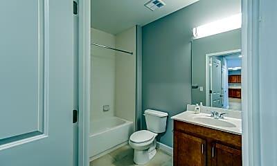 Bathroom, 300 North, 2