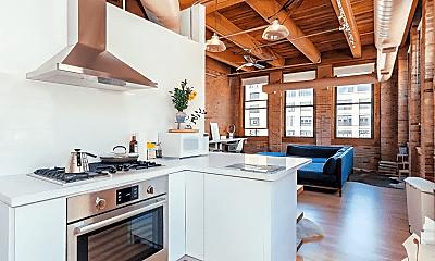 Kitchen, 400 S Green St, 1