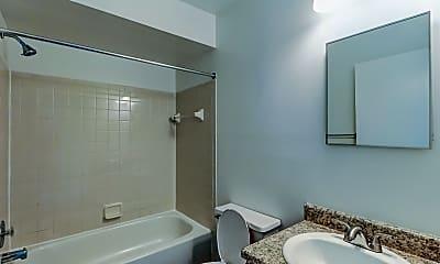 Bathroom, Clinton Place Apartments, 2