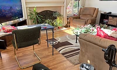 Living Room, 21431 Miramar, 2