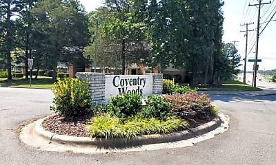 Community Signage, 4609 Coronado Dr, 2