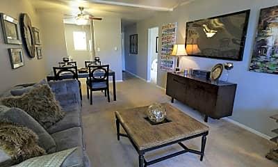 Living Room, Stratus, 1