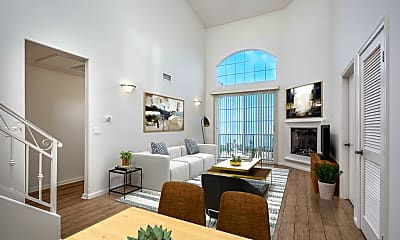 Living Room, Le Blanc, 0