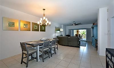 Dining Room, 1188 N Tamiami Trail 203, 1