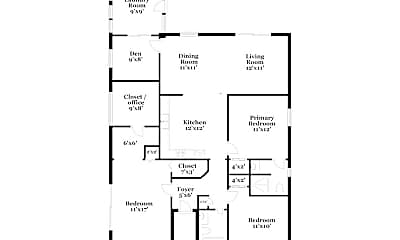 Building, 4786 Sloan Ave, 1