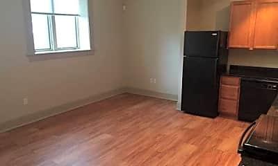 Bedroom, 4244 Chouteau Ave. Chouteau Lofts, 2
