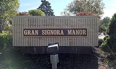 Gran Signora Manor, 1
