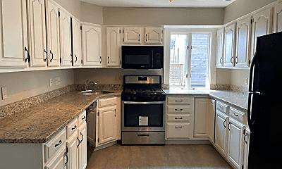 Kitchen, 74 Cottage St, 1