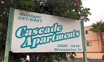 Cascade Apartments, 1