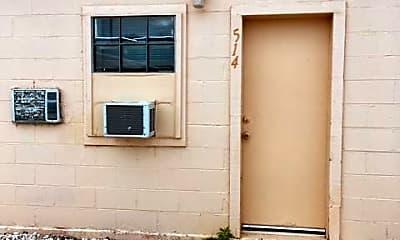 Building, 514 E 1st St, 2