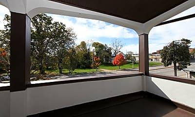 Patio / Deck, 3306 Clifton Ave, 1