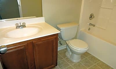 Bathroom, 6912 Grand Hickory Drive, 2