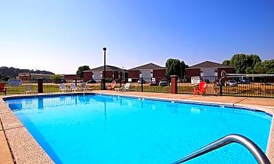 Pool, Cedar Creek Village, 0