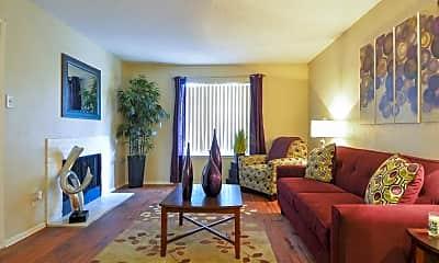 Living Room, Valley Oaks, 0
