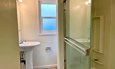 Bathroom, 2308 X St, 2