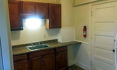 Kitchen, 60 School St, 1