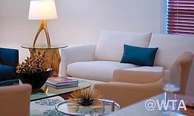 Living Room, 17803 La Cantera, 0