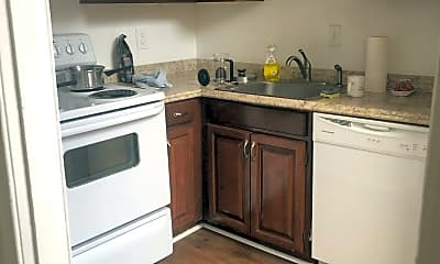 Kitchen, 506 Cathedral St, 2