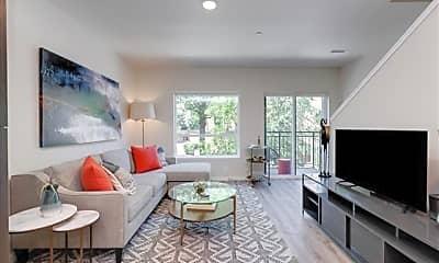 Living Room, Ash + River, 1