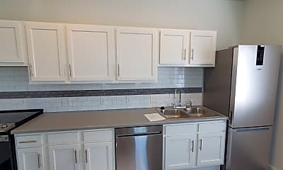 Kitchen, Brand New Multi-Unit great Access to Amenities, 2