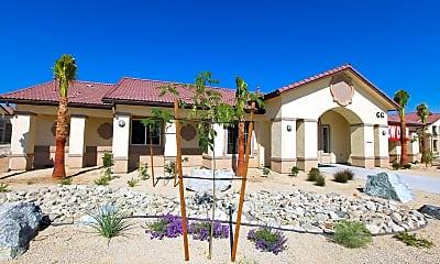 Building, Rancho Seneca, 1
