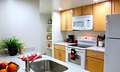 Kitchen, Thomas Court, 0