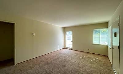 Living Room, 3505 Alden Way, 1