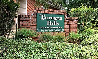 Tarragon Hills Apartments, 1