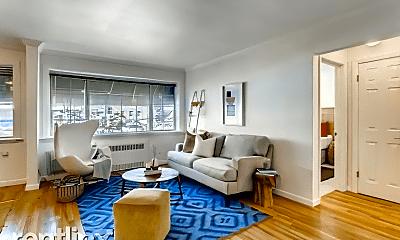 Living Room, 1450 Albion St, 2