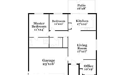 4017 Levonshire Place, 1