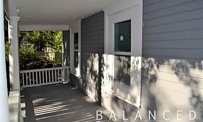 Patio / Deck, 1272 SW Mulvane St, 1
