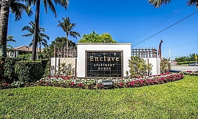 Community Signage, The Enclave At Delray Beach, 0
