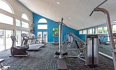 Fitness Weight Room, 3520 Creekwood Dr, 1