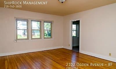 Bedroom, 2102 Ogden Avenue - #F, 1