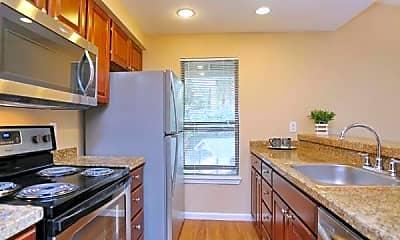 Kitchen, Pinewood Village, 1