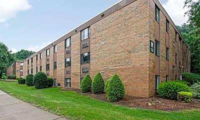 Building, Hawksworth Garden Apartments, 0