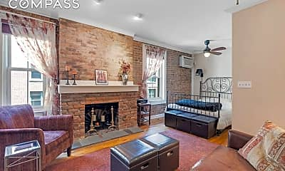 Living Room, 92 Horatio St 4-B, 1