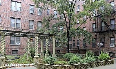 Building, 555 Ovington Apartments, 0