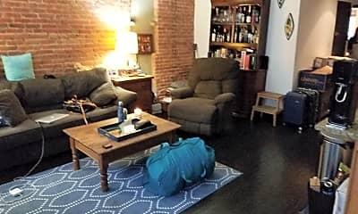 Living Room, 187 Montgomery St 4, 0