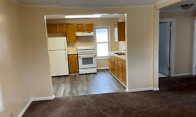 Living Room, 4128 S Calhoun St, 0