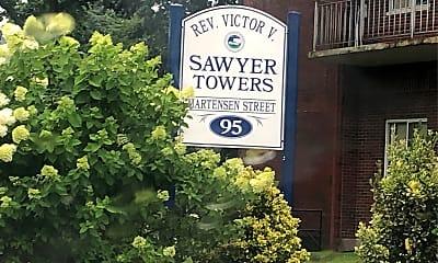 Sawyer Towers, 1