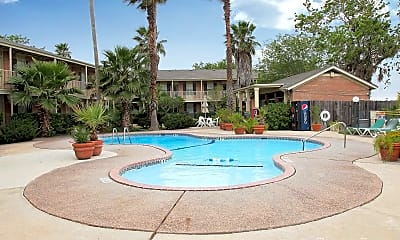 Pool, Country Club Manor, 0