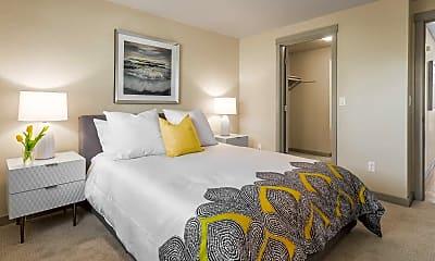Bedroom, Trellis, 1
