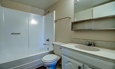 Bathroom, Villas De Azul, 2