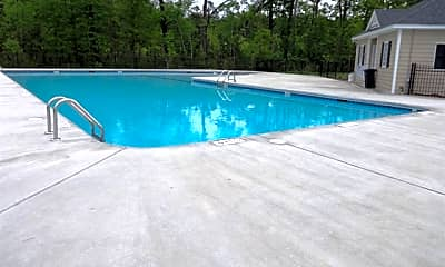 Pool, 8220 Pickop Miles Court, 2