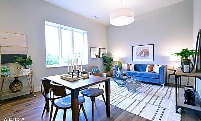 Living Room, 415 DeBaliviere Ave, 1