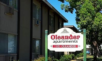 Community Signage, 1101 Oleander Ave, 1